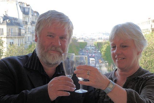 Kees en Ingrid de Bakker
