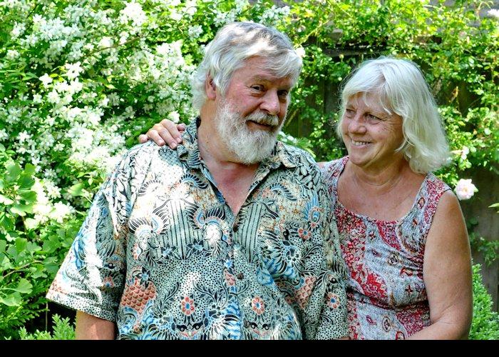 Kees en Ingrid de Bakker - foto: Peter H. Toxopeus